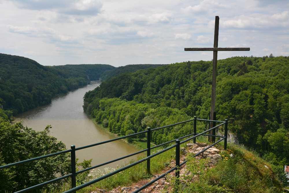 Kloster Weltenburg wandern
