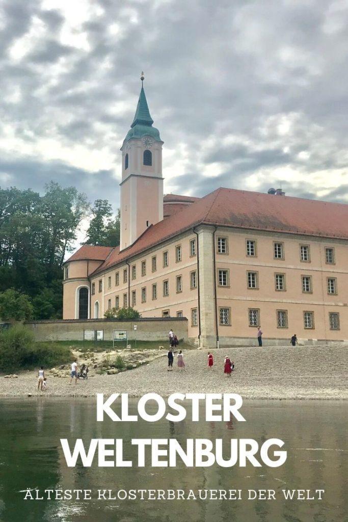 Kloster Weltenburg - merk dir diesen Pin auf Pinterest für deinen nächsten Ausflug in Bayern!